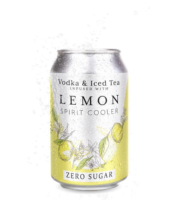 Lemon Spirit Cooler