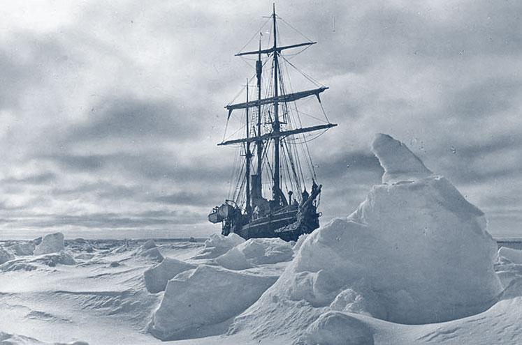 Shackleton's Ship